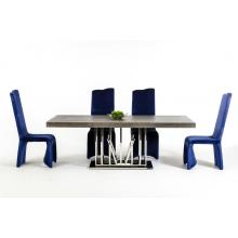 Modrest Forest Modern Elm Dining Table