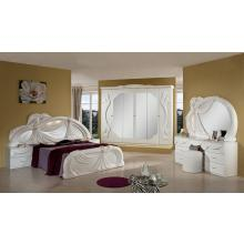 Modrest Gina - White Italian Classic Bedroom Set Made in Italy