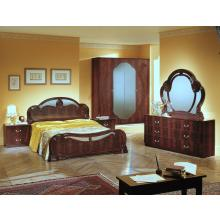 Modrest Melania - Italian Classic 5-Piece Bedroom Set