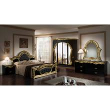 Modrest Rococco - Italian Classic 5 PC Bedroom Set