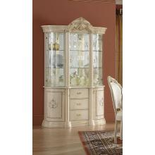 Modrest Rossella - Classic 3-Door China Cabinet