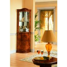 Flora - Classic Walnut Corner Unit