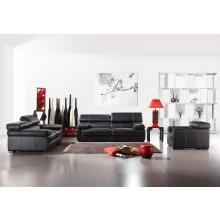 Divani Casa 381 - Modern Italian Leather Sofa Set