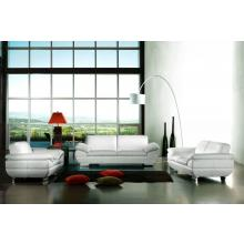 Divani Casa Lucca - Modern Italian Leather Sofa Set
