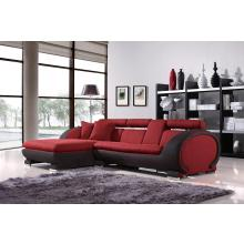 Divani Casa 1088B - Modern Fabric Left Facing Sectional Sofa