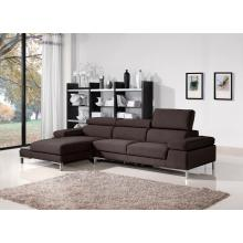 Divani Casa 1103 - Modern Fabric Sectional Sofa