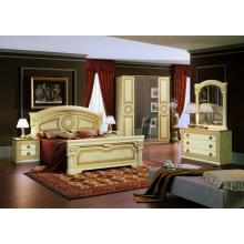 Modrest Aida - Traditional California King Bed Set Made In Italy