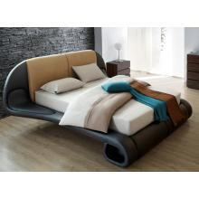 Modrest Sienna Modern Leather Bed