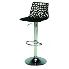 Spider - Modern Black Gloss Italian Bar Stool