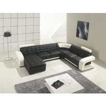 Divani Casa T139 - Modern Leather Sectional Sofa