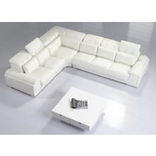 Divani Casa T93C - Modern Leather Sectional Sofa