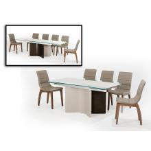 Modrest Xeno - Modern Extendable Dining Table