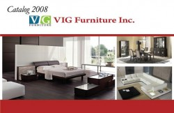 VIG FURNITURE CATLOG 2008