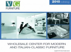 VIG FURNITURE CATLOG 2010