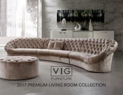 VIG Furniture 2017 Premium Living Room Collection