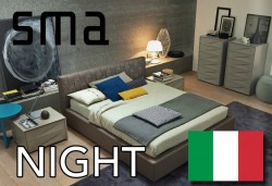 SMA Mobili - Night 2013 Bedroom Collection