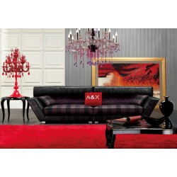 A&X Transitional 4 Seater Sofa - 007