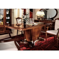 Modrest Klassica - Traditional Italian Dining Table Made in Italy