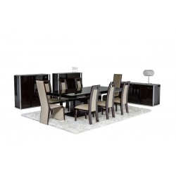 Modrest Noble - Modern Lacquer Dining Table