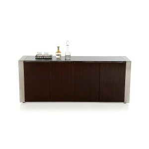 Modrest Courtland Modern Golden Teak Buffet