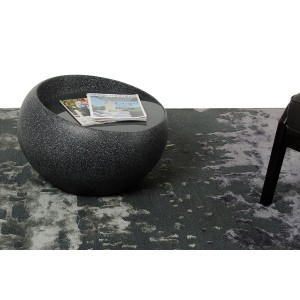 Modrest Elton Modern Faux Granite End Table