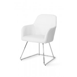 Modrest Young Modern White Conference Chair