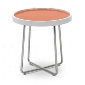 Modrest 213B - Modern Orange End Table