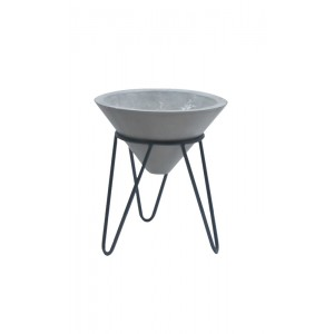 Modrest Zora Modern Concrete Small Planter