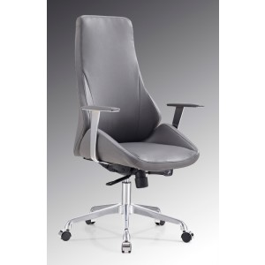 Modrest Chamber Modern Grey Office Chair