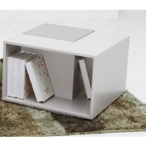 Modrest Puzzle Modular End Table
