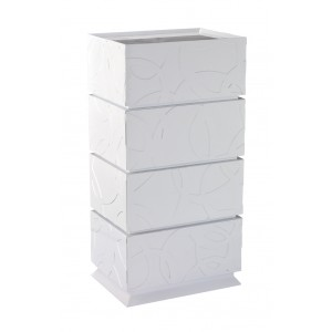 Modrest Ariel Modern 4-Drawer Chest