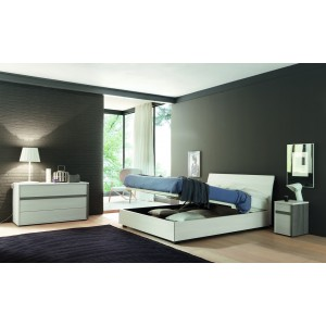 SMA Karisma - Modern Bed with Storage