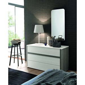 SMA Slim - Modern 3 Drawer Dresser