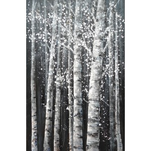 "Modrest 4864 32"" x 48"" Modern Oil Canvas Painting"