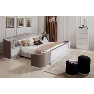Temptation Romeo Modern Queen Bed