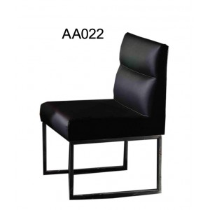 AA022 - Black Dining Chair (Set of 2)