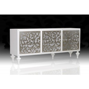glossy kitchen cabinets buffets dining 15946