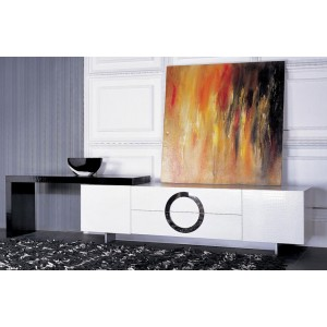 A&X Modern Lacquer TV Stand
