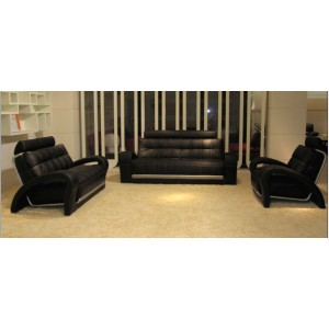 Divani Casa Bentley - Modern Leather Sofa Set