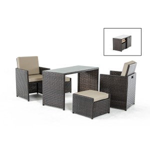 Renava Balcony Outdoor Dining Set