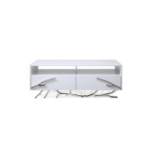 Modrest Legend Modern White Coffee Table