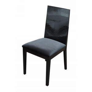 A&X Bridget Black Dining Chair