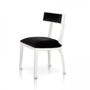 A&X Modern White Dining Chair - AA032