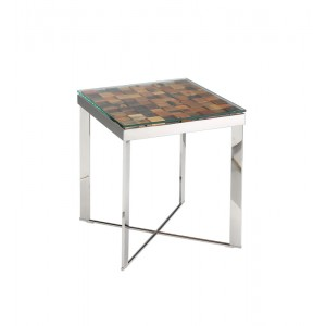 Modrest Santiago Modern End Table