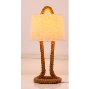 Modrest Bowen Modern Rope Table Lamp