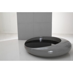 Modrest Space - Modern Grey Coffee Table