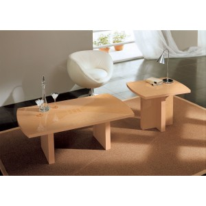Modrest Vera Italian Traditional Coffee Table