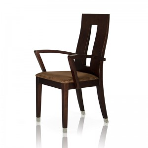 Thor - Modern Wenge Dining Chair (Set of 2)