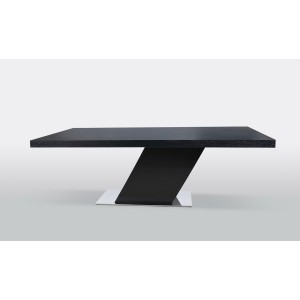 Modrest Flint Modern Wenge Dining Table