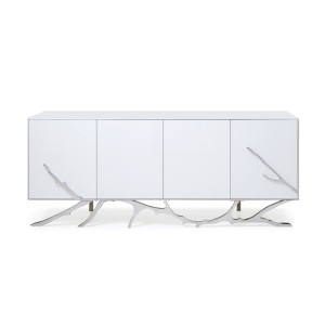 Modrest Legend Modern White Buffet